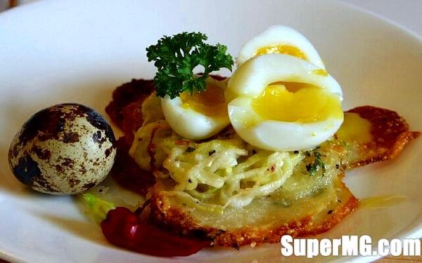 Фото: Страви з перепелиних яєць: доступна розкіш