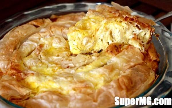 Фото: Болгарський пиріг: балканські рецепти