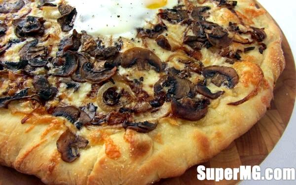 Фото: Домашня піца з грибами: найсмачніші рецепти