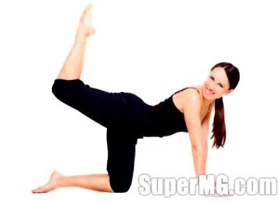 Фото: Фізичні вправи від целюліту