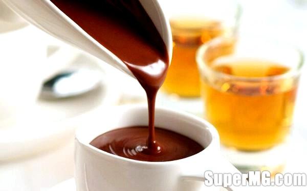 Фото: Гарячий шоколад в домашніх умовах: чашка чарівного смаку
