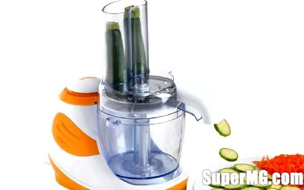 Фото: Інструкція для кухонного комбайна: догляд за кухонним помічником