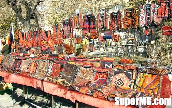 Фото: Цікаві місця Єревана: вірменський ровесник тисячоліть