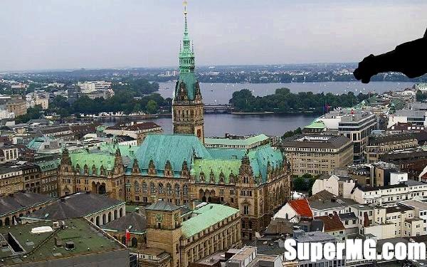 Фото: Цікаві місця Гамбурга: стара добра Німеччина