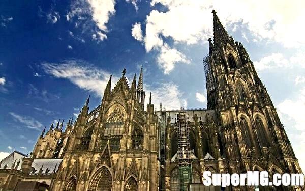 Фото: Цікаві місця Кельна: метрополія на Рейні