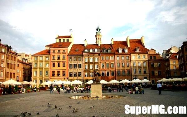 Фото: Цікаві місця Варшави: серце древньої Польщі