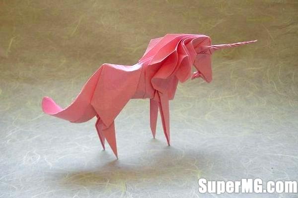 Фото: Мистецтво орігамі: спритність рук - і краса готова!