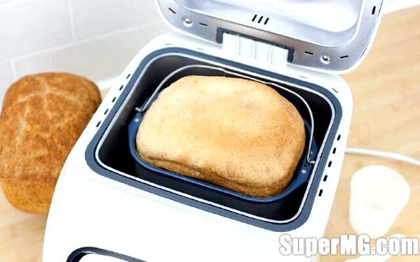 Фото: Використання хлібопічки: влаштуй міні-пекарню будинку