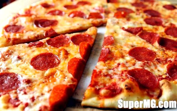 Фото: Як готувати піцу пепероні: вся справа в перці