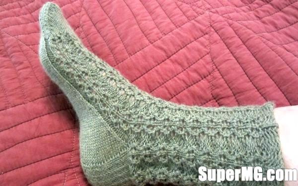 Фото: Як красиво пов'язати шкарпетки спицями: справжнім майстриням