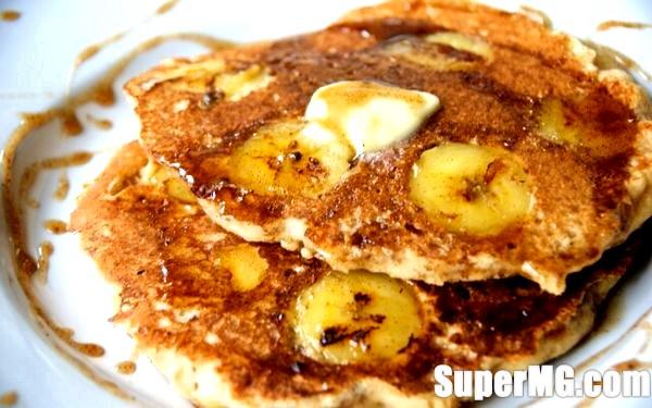 Фото: Як приготувати млинці з бананами: ніжні й ароматні