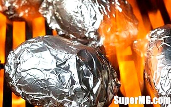Фото: Як зробити картоплю в мікрохвильовці: плита не знадобиться