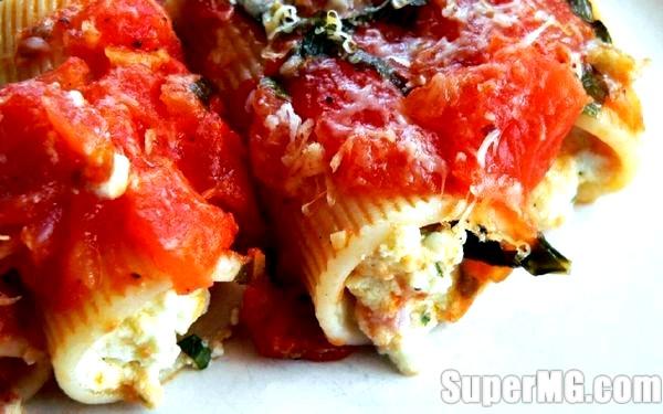 Фото: Як приготувати фаршировані макарони: італійська кухня будинку