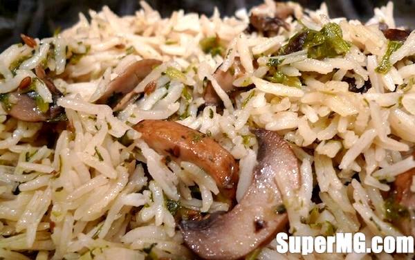 Фото: Як приготувати плов з грибами: легкі рецепти