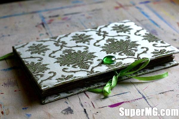 Фото: Як зробити блокнот своїми руками, або домашній скрапбукінг