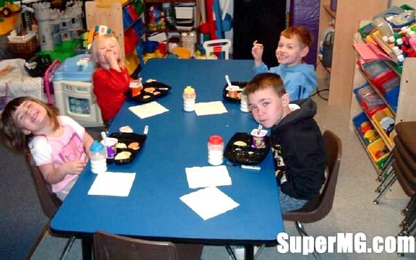 Фото: Як зробити домашній дитячий садок: велика родина