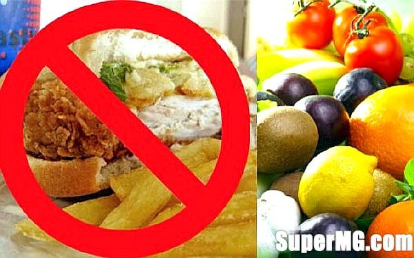 Фото: Як суміщати продукти при роздільному харчуванні: їжа як ціла наука