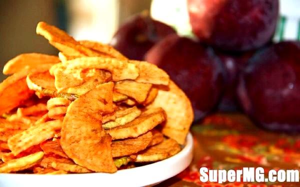 Фото: Як сушити яблука в духовці: зберігаємо користь фруктів
