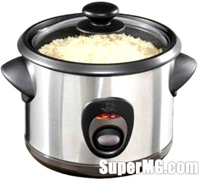 Фото: Як зварити рис-