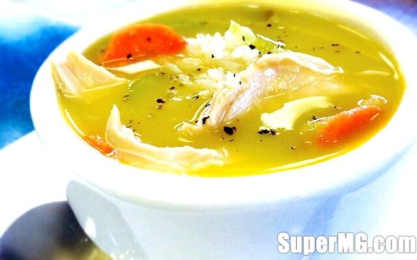 Фото: Як зварити суп з курки: легкий і корисний супчик