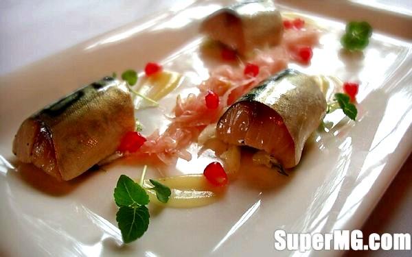 Фото: Запечена скумбрія з овочами: відмінна рибка