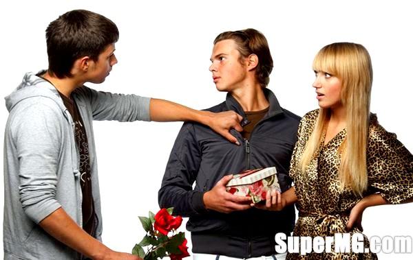 Фото: Як змусити хлопця ревнувати - прості способи.