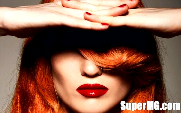 Фото: Який макіяж підходить рудим: під вогняні волосся