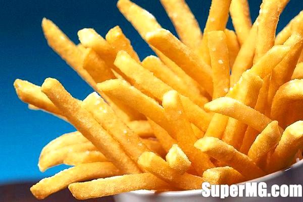 Фото: Картопля фрі в домашніх умовах