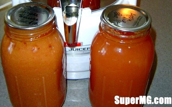 Фото: Консервування соків в домашніх умовах: цінний напій на зиму