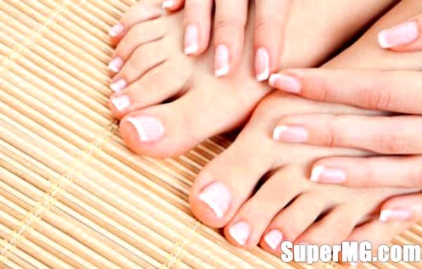 Фото: Красивий манікюр в домашніх умовах на коротких нігтях