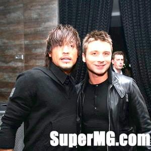 Фото: Лазарєв і Білан - зірки з самими низькими інтелектом!