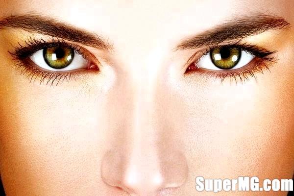 Фото: Макіяж для зелених очей: поради та рекомендації на кожен день
