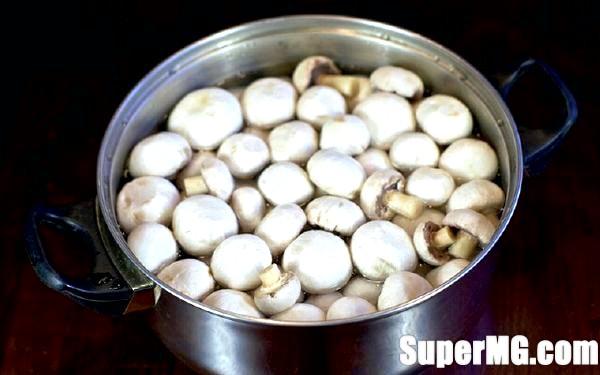 Фото: Мариновані гриби в домашніх умовах: вкуснейшая закуска
