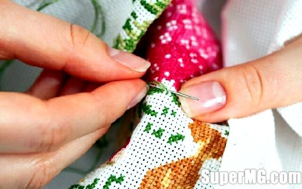 Фото: Паспарту для вишивки своїми руками: творчість на дому