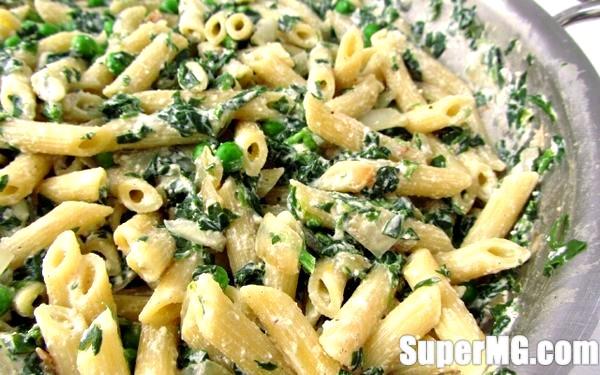 Фото: Паста по італійськи з сиром: домашня кухня