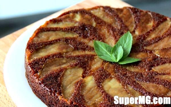 Фото: Пиріг з сиром і яблуками: соковита солодкість