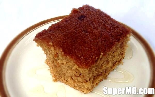 Фото: Пиріг Трухлявий Пень на кефірі: відмінний солодкий пиріг
