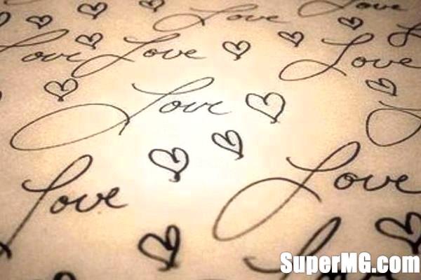 Фото: Пишемо листа про любов чоловікові