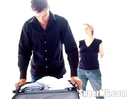 Фото: Чому чоловік йде з сім'ї- Причини сумної події