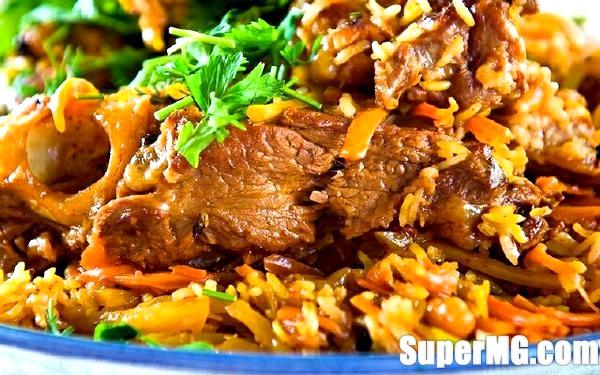Фото: Приготування плову з яловичини: ситний обід