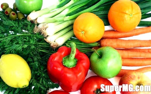 Фото: Продукти для харчування годуючої матері: здоров'я мами і малюка