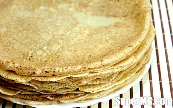 Фото: Рецепт млинців з шинкою: порадуй сімейство