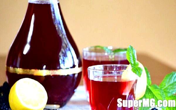 Фото: Рецепт компоту з заморожених ягід: вітамінне освіження