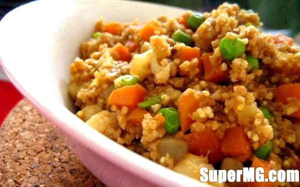 Фото: Рецепт овочевого плову: пісні рецепти