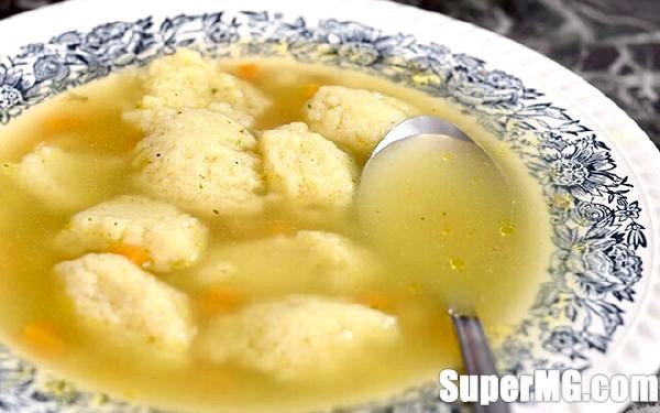 Фото: Рецепт приготування супу з галушками: шедеври зі шматочків тіста