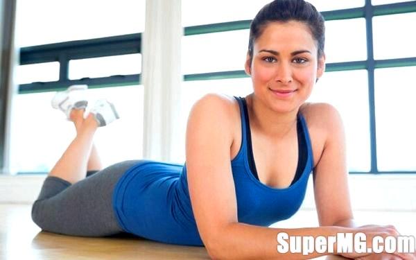 Фото: Зміцнення м'язів піхви: прості вправи