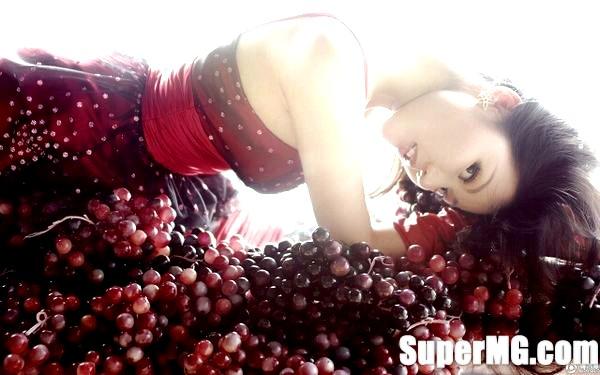 Фото: Виноград для схуднення: сонячна ягода зберігає стрункість