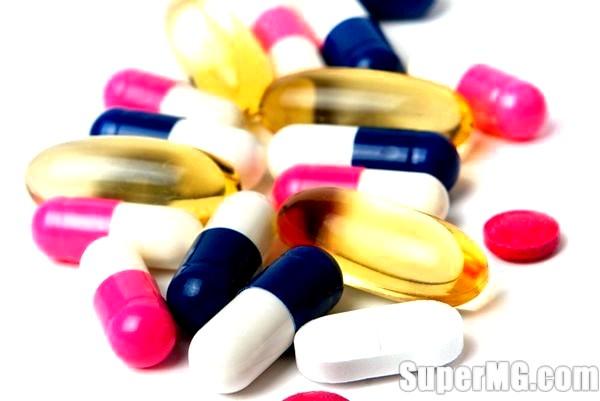 Фото: Вітаміни від втоми - невичерпне джерело бадьорості!