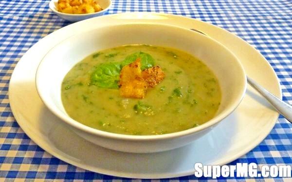 Фото: Смачний суп пюре: мінімум навантаження на шлунок
