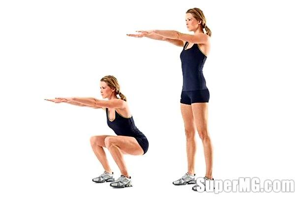 Фото: Зарядка для схуднення живота: основний комплекс вправ